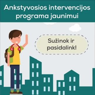 Ankstyvosios intervencijos programa